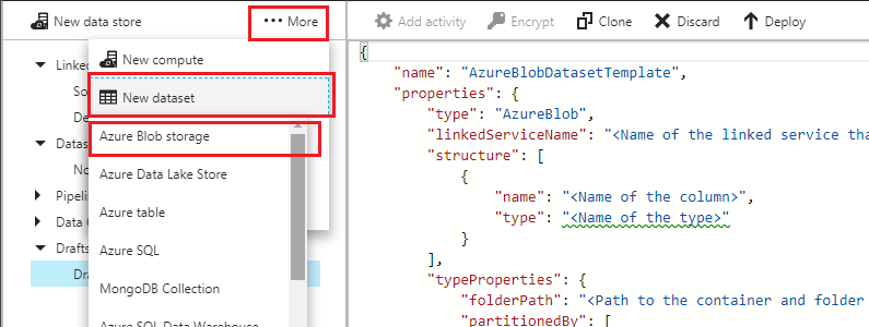 Create Azure Data Factory Using Portal