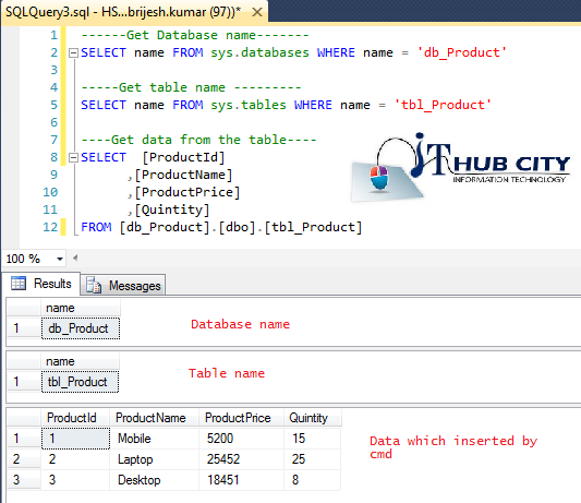 Execute or run SQL File Using CMD in SQL Server